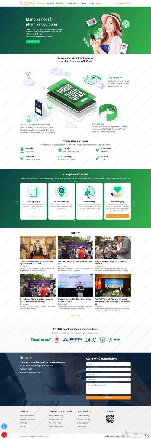 Mẫu website 44