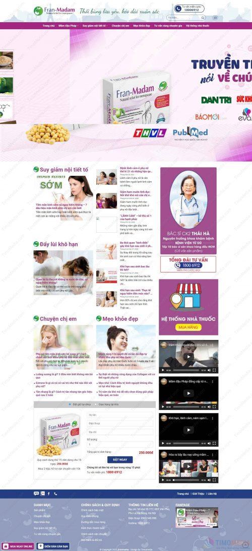 Mẫu website số 47