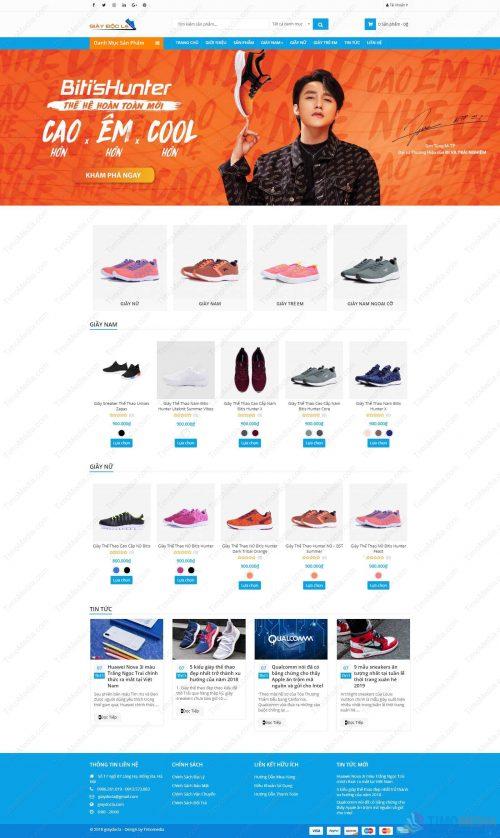 Mẫu website 32
