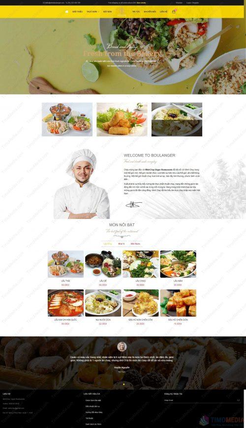 Mẫu website 33