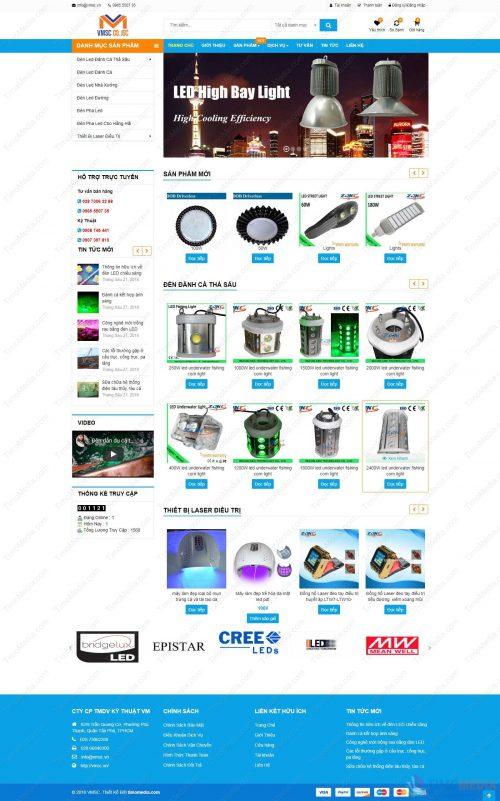 Mẫu website 38
